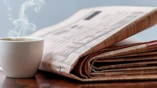 newspaper psd